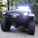 Trophy Jeep JK 2 Door