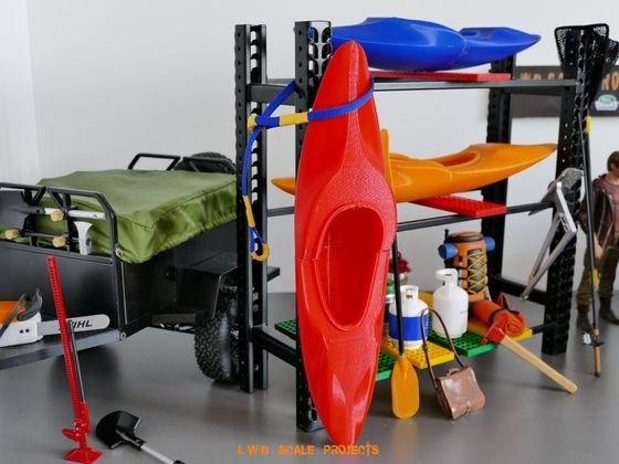 Neue Boote im Scale Outdoor-Shop