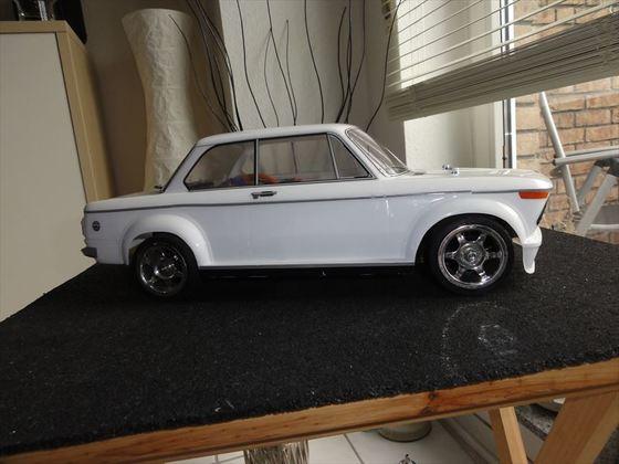 BMW 2002 Turbo,Tamiya M-04, HPI