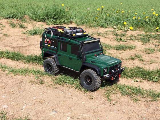 TRX–4 Defender