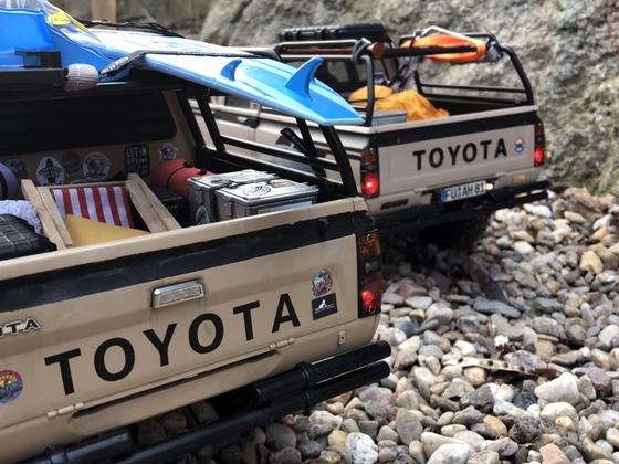 Toyota Hilux Beach