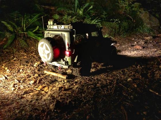 Jeep Wrangler JK Rubicon
