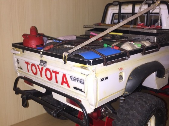 Toyota von Killerbody auf Axial