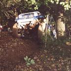 Daihatsu F60 Klasse 3B RELP 2001, mein altes trial Auto 1:1