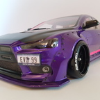 Rocket Bunny Lancer Evo by Scale-Rocker-Customs