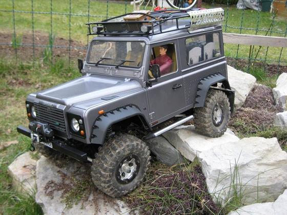 Defender superlift