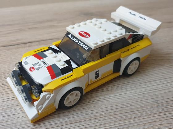 Audi Sport-Quattro S1 E2