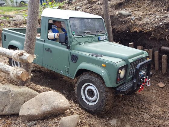 RC4WD D110 Pickup