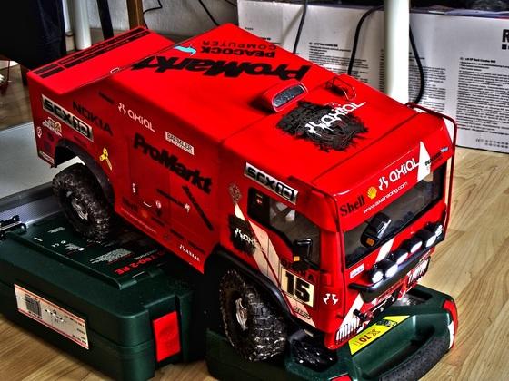 Dakar Racing Truck