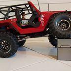 Jeep Wrangler JK 2 Door auf MST CMX mit Axial SCX10 Achsen