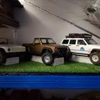 Jeep Trio
