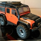 TRX-4 Defender Limited Edition