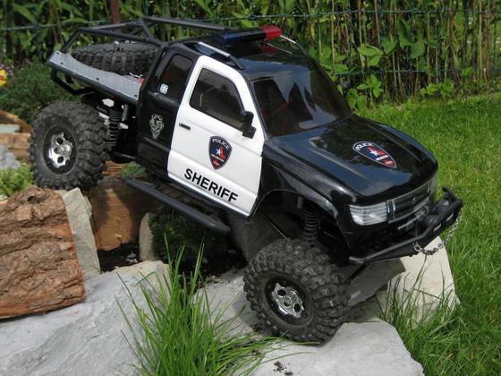 Police Honcho SCX10 I