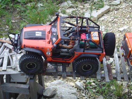 Lockys Jeep GOX 9