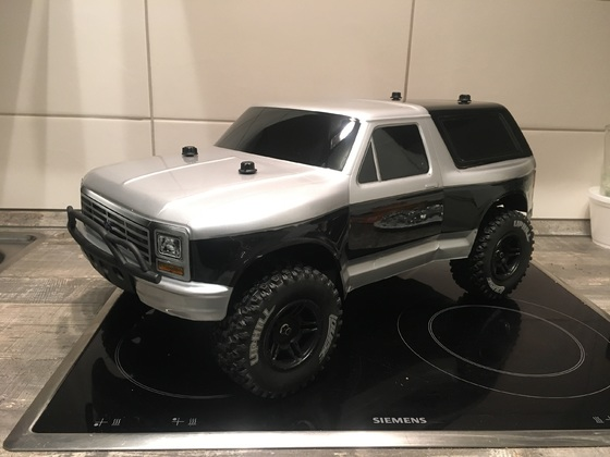 Traxxas Slash 4x4 Bronco