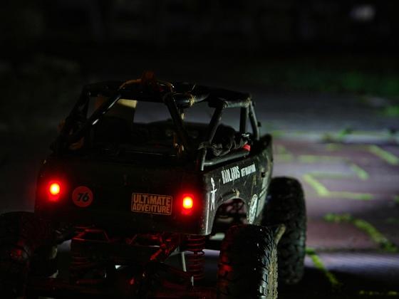 BlackBolt - bereit für den nightcrawl