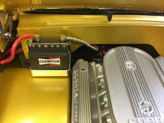 BlingBlingBlazer Batterie
