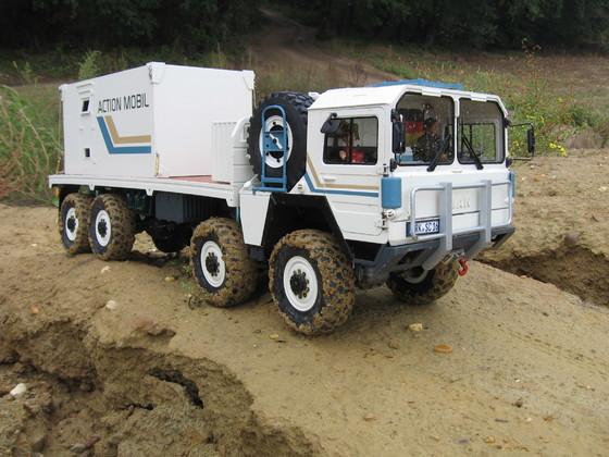 Cross Rc MAN KAT 1 8x8 Action Mobil