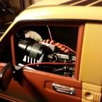 Hilux Softscaler....es geht weiter....Frontmotorumbau....beengte Platzverhältnisse, aber hergeschenkt wird nix. ;o)