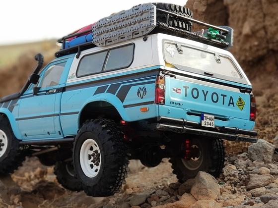 Toyota Hilux Rcmodelex