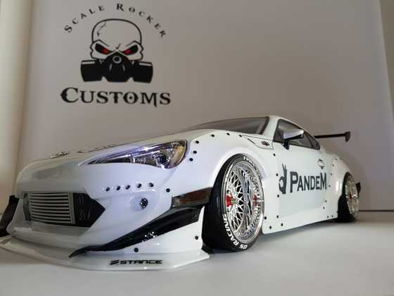 Buster's Toyota GT 86 Rocket Bunny by Scale Rocker Customs