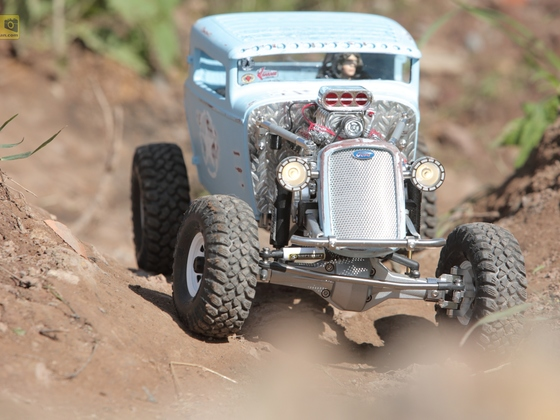 Hot Rod goes Offroad