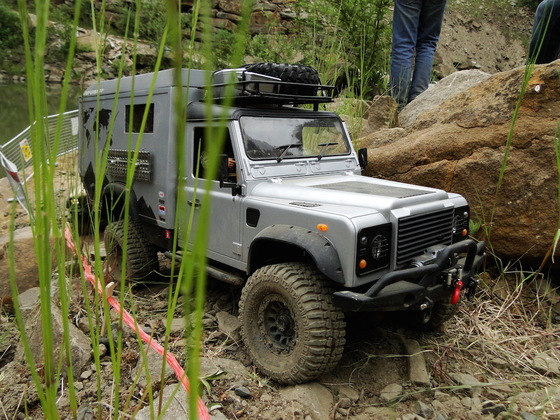 Expedition Defender 110 @ superScale 2015