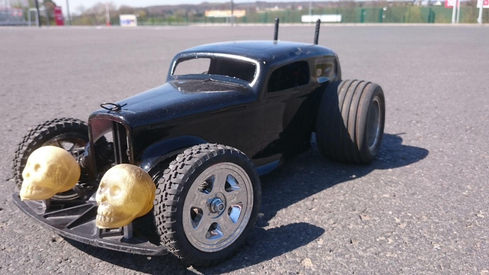 rc modellbau auto selber bauen ferngesteuerte rc autos. Black Bedroom Furniture Sets. Home Design Ideas