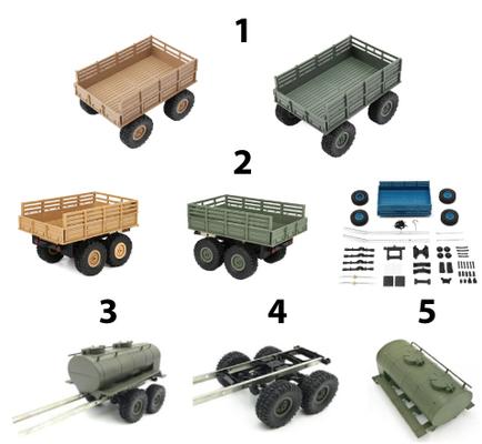 FY002 Vorderachse Hinterachse Differential Set für Q61 FY001 FY003 B-24,